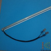 22inch 490mm 7mm CCFL Backlight Lamps With Frame Holder For LCD Monitor Screen Panel Assembly Double