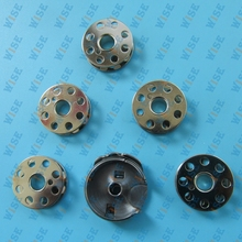1 SINGER Bobbin Case +5 Featherweight Sewing Machine bobbin 221 222 301 # 45751 +45785 5PCS