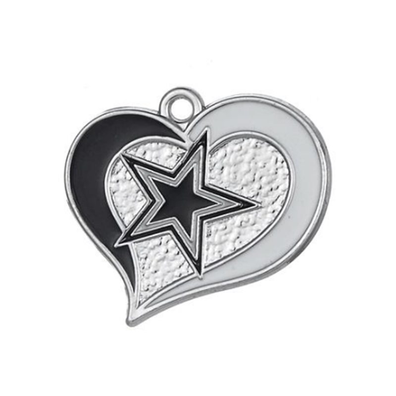 5 styles alloy with enamel football team dallas cowboys pendant 5 styles alloy with enamel football team dallas cowboys pendant charms for diy necklace bracelet earring in charms from jewelry accessories on aloadofball