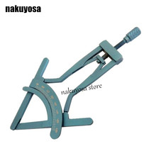 Best price Nose Equipment cosmetic surgery gauge Nose Instrument Tool Titanium alloy Ophthalmic Surgical Caliper