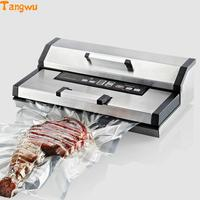 Free Shipping Tea Full Automatic Packaging Machine High Power Commercial Sealing Vacuum Food Sealers