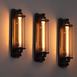 Industrial Wall Lamp Vintage I