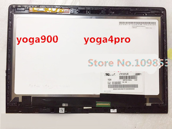 "13'' IPS LCD SCREEN For Lenovo Yoga 900-13ISK2 80UE 3200x1800 13.3"" LCD Touch Screen Assembly"
