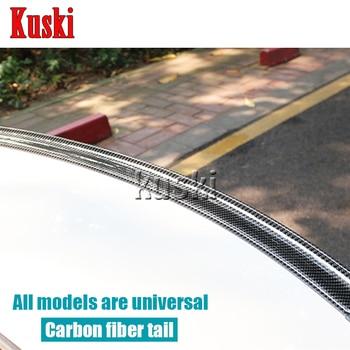 Alerón trasero de fibra de carbono para Lexus RX NX GS CT200H GS300 RX350 RX300 para Infiniti q50 FX35 G35 G37, accesorios