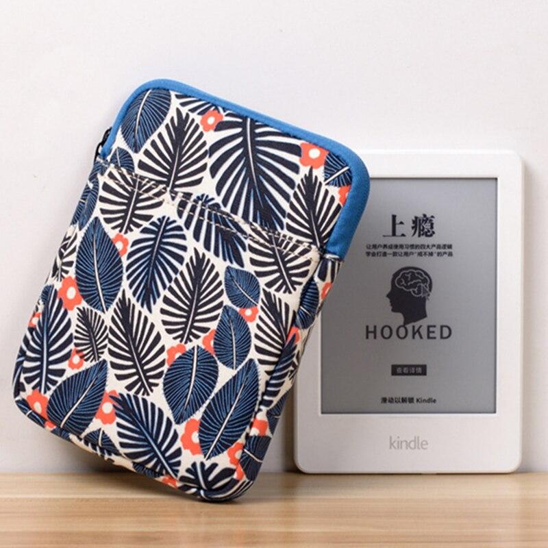 Sacoche pour tablette pour iPad 2/3/4 Air Mini Pro étui pour Kindle Paperwhite 1/2/3 Voyage 6' 8' 10' housse pour E-book E-reader pochette