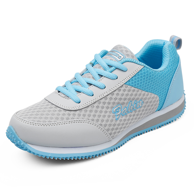 2017 Top Fashion Sneakers Women Spring And Autumn Women Shoes Breathable Mesh Zapatillas Shoes For Network Soft Casual shoes