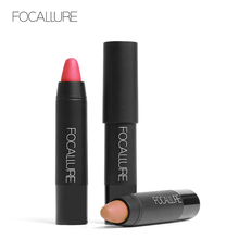 Focallure Hot selling Matte Lipstick Waterproof Lip Gloss Long lasting Lip stick Women's lips Party Makeup Cosmetics Brand