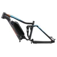 MTB E BIKE motor bike frmae SUV suspension frame aluminium alloy cross country electric frames shock bicycle downhill frame