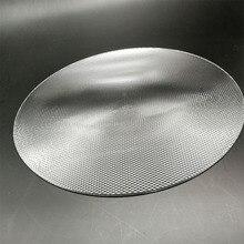 Фабричный диаметр 80/100 мм фокусное расстояние 50 мм комбинированный объектив для глаз PMMA линза Френеля