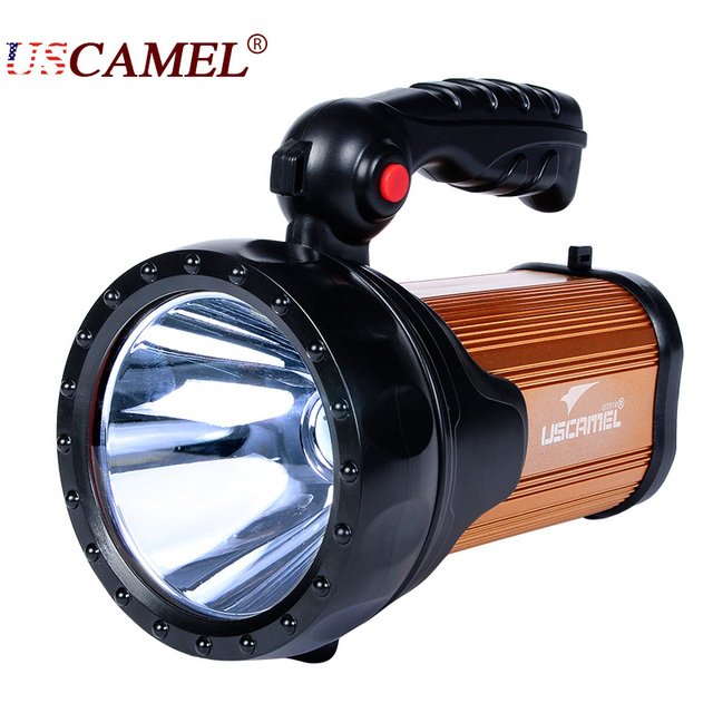Aliexpress Com Buy Powerful Led Big Flashlight Hid Xenon