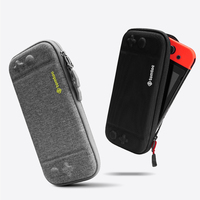2018 Newest EVA Hard Bag Storage Travel Carry Pouch Case for Nintendo Switch for NS Nintend Switch Protective Black Gray Bags