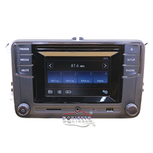 Cd-Player RCD330G Bluetooth-Radio RCN210 RCD510 Passat MIB Golf 5 New for 6/Jetta/Cc/..
