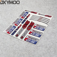1 Set Car Styling Vinyl Tape Motorcycle Oil Tank Body Sticker Decal for ADV GS Rallye R1200G Adventure
