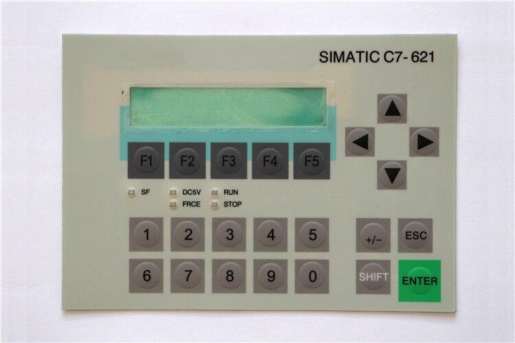 6ES7621-6BD01-0AE3 6ES7 621-6BD01-0AE3 Membrane Keypad For SIMATIC C7-621 Repair, HAVE IN STOCK6ES7621-6BD01-0AE3 6ES7 621-6BD01-0AE3 Membrane Keypad For SIMATIC C7-621 Repair, HAVE IN STOCK