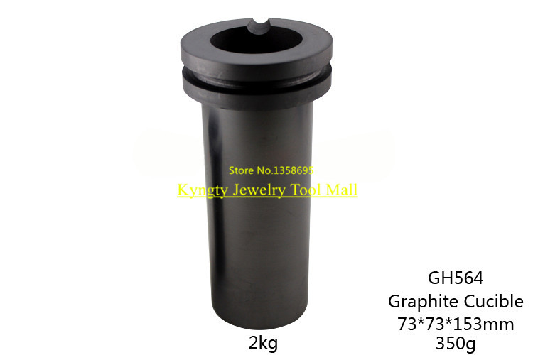 jewelry tools,wholesale alibaba, SHIPPIN2kg graphite crucible for 2kg Melting Furnace Melting crucibles, melting curicible used