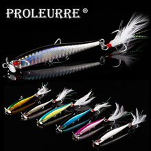 Proleurre Propeller Model Minnow Fishing Lures 100mm 12.5g S