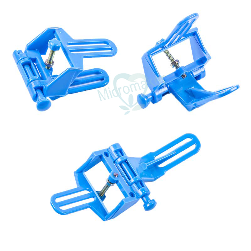 High Quality 10pcs Disposable Simple Articulators For Dental Lab Work Dental Articulators