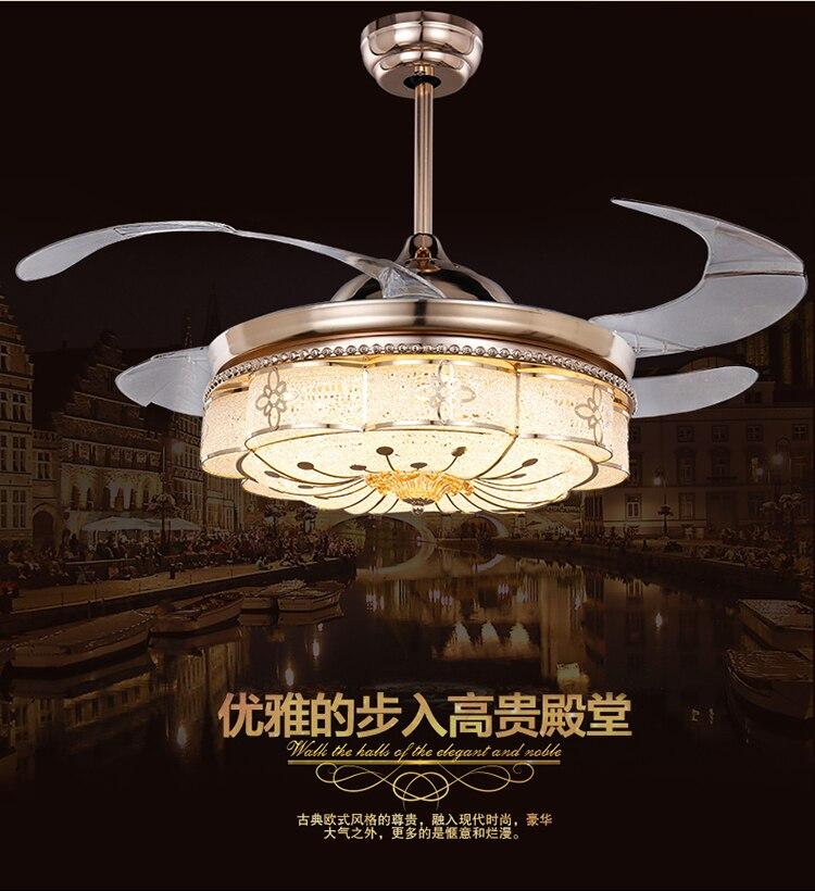 Popular Fan ChandelierBuy Cheap Fan Chandelier lots from China – Fan with Chandelier