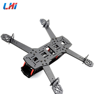 Image 5 - qav250 quadrocopter zmr250 3K Carbon Fiber 4 Axis 250MM FPV 250 Quadcopter Mini Frame