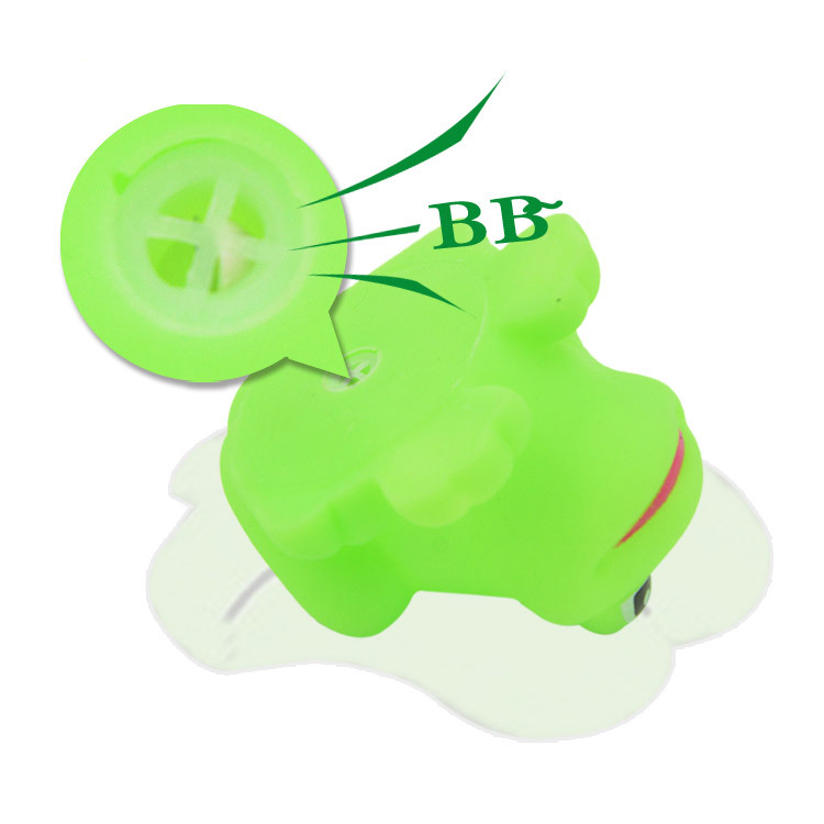 Купить с кэшбэком 20Pcs/set Cute Soft Baby Bath Toys Rubber Duck Animal Float Squeeze Sound Mini Wash Bath Toys Kids Educational Toys