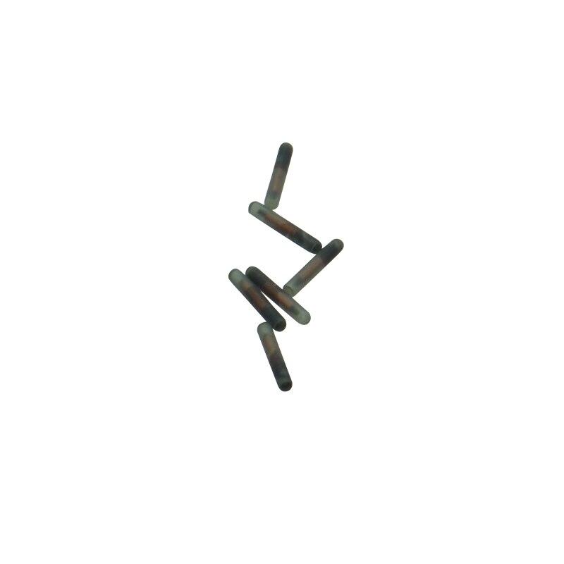 125khz FDX-A Fecava T5577 Chips 2.12*12mm RFID Glass Tag Pet Microchip X 40