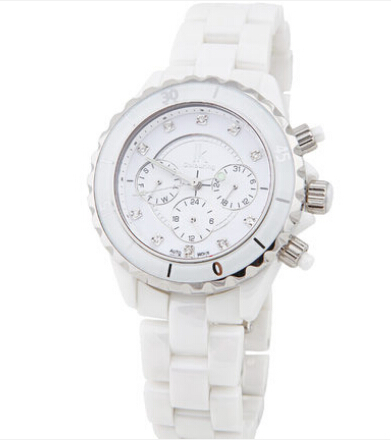 New arrival ik for ceramic fully automatic mechanical watch male casual watch mens watch 80002g