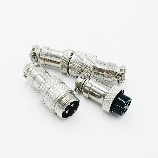 Gx16 zbiorniki złącze lotnicze wtyczka dokująca do femal i mele 2pin 3pin 4pin 5pin 6pin 7pin 8pin 9pin 10pin okrągłe złącze