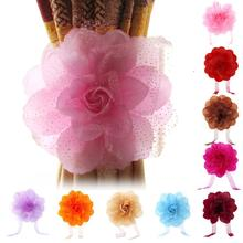 1Pc Curtain Flower Multi Colors