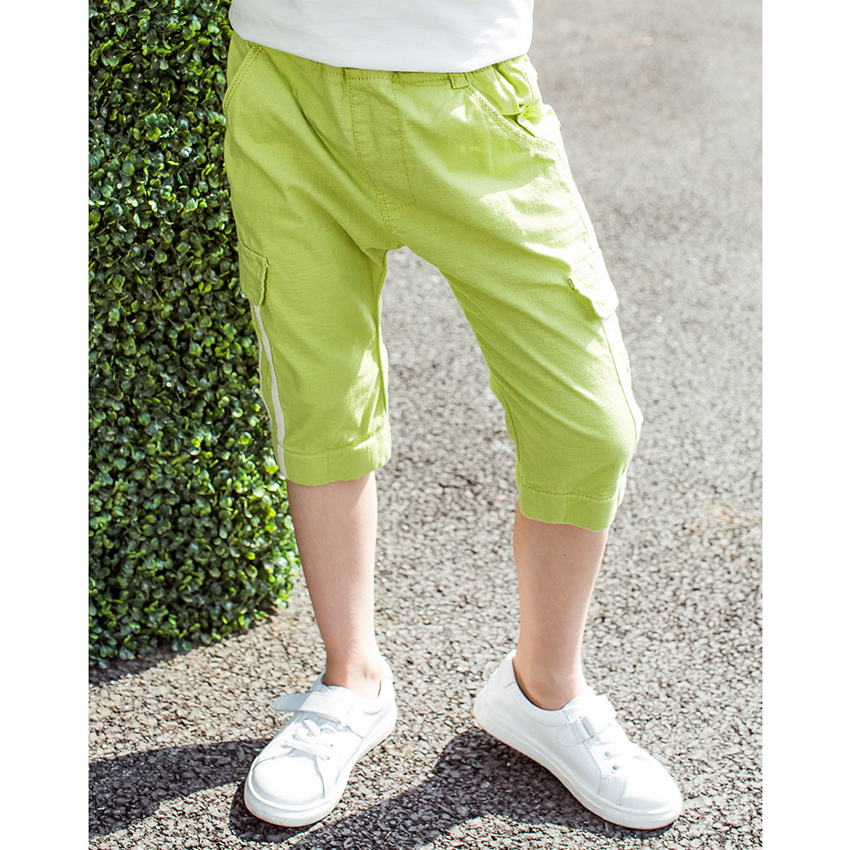 4 - 12 years summer baby boys shorts 100% cotton casual children shorts bermudas kids short pants-40