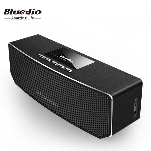 Cs4 bluedio mini bluetooth altavoz inalámbrico portátil de música del altavoz del altavoz para el teléfono