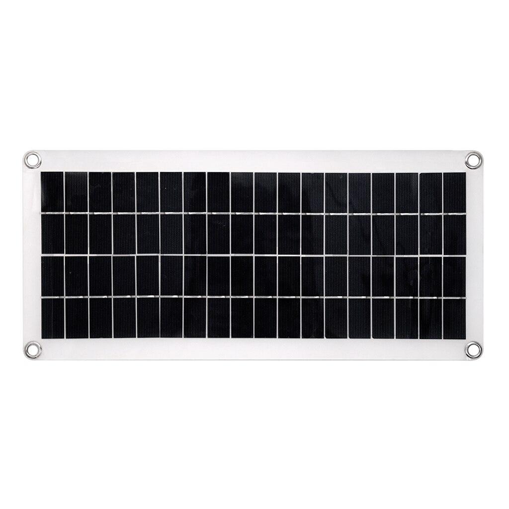 Panneau solaire Double USB batterie externe