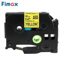 1 Pcs 7 Color Flexible Tape TZe FX231 TZeFX631 TZe FX631 12mm TZe FX621 TZe FX641
