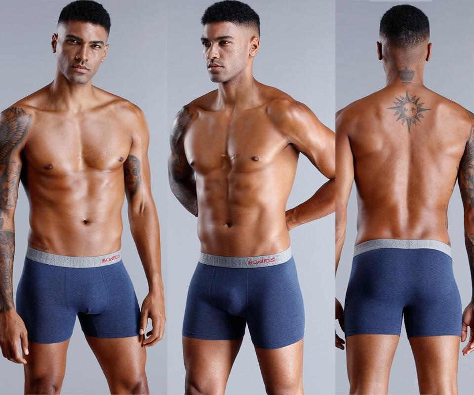 8Pcs/lot Camouflage Boxer Men Underwear Men Boxer Shorts Boxershorts Men Underwear Boxers Sexy Cotton Underpants Trunk Plus