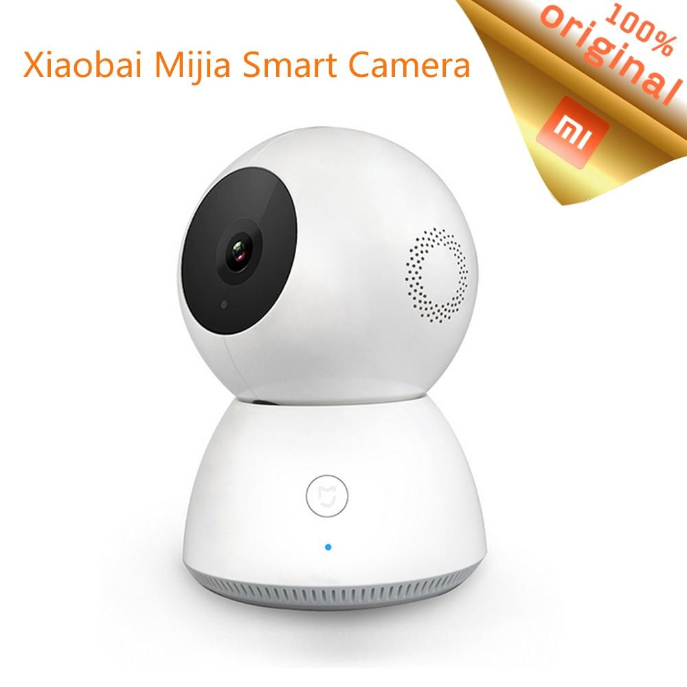 imágenes para Original Xiaomi Mijia Inteligente Cámara 1080 P Full HD Cámara IP de Visión Nocturna Cámara Web Videocámara 360 Panorámica de gran Angular Inalámbrico por APP
