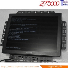 All in one touch screen pc 15'' LED Touch high temperature 5 wire resistive touch screen standard all in one tables