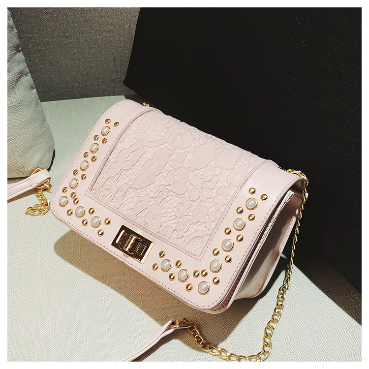 Bags For Women 2018 New Super Hot Pearl Fashion Small Bread On One Shoulder Aslant Bag Undertakes To Women Handbag Ladies Purse Shoulder Bags Women's Bags