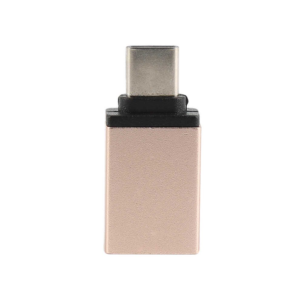 Mini Micro USB-C Type C Male toUSB 3.0 Female OTG Adapter Charger Connector Converter for Huawei Xiaomi Smartphone Tablet