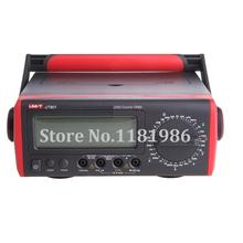 UNI-T UT801 Bench Type/Desktop  Automatic Range True Valid Values Digital Multimeter with Thermometer, LCD Display, Data Hold цены