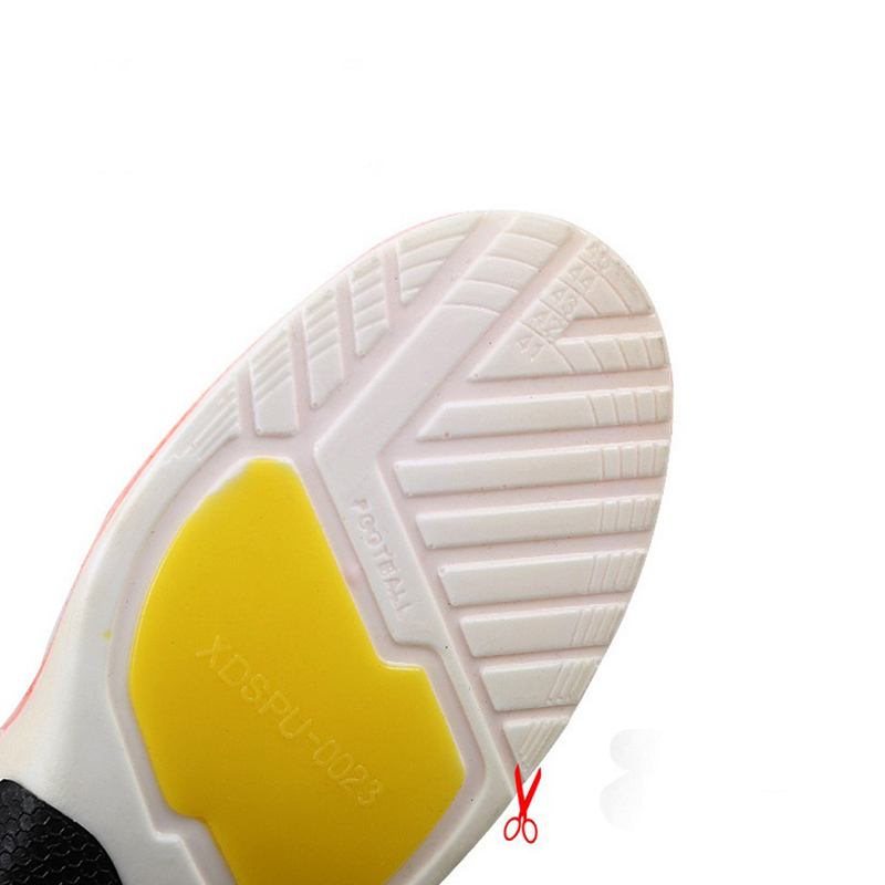 f050742060 New PU Sport Running insole shoes pad gel Insoles Hiking Anti slip Cushion  Shock Absorption Pads Foot Care Heel Spur Foot Pain -in Insoles from Shoes  on ...