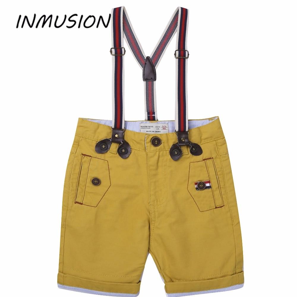 Nouvelle Arrivée Bébé Garçons D'été Coton pantalon Garçons - Vêtements pour enfants - Photo 1
