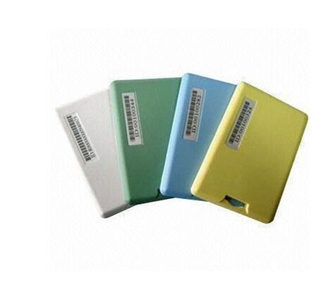 DWE CC RF 2.4G active access control reader card for school person manage