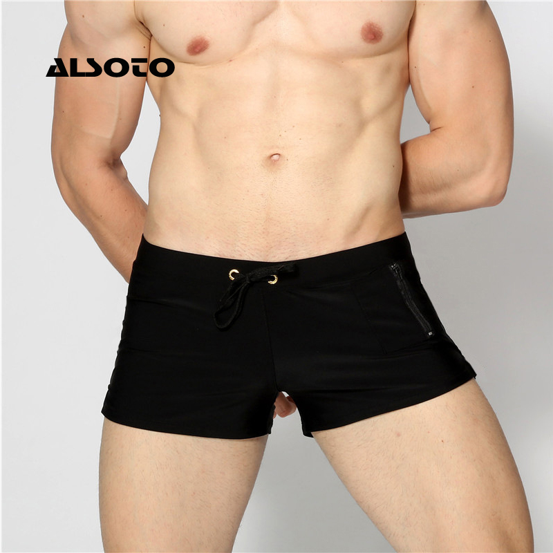 Fashion Summer Men Brand Shorts Mens Beach Shorts Homme Zipper Pocket Casual Quickly Dry Boardshorts Joggers Men's Trunks