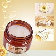 Маска для волос женские длинные волосы Глубокое восстановление увлажняющее эластичное и комфортное питательное масло для волос для сухих волос