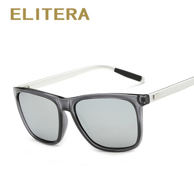 ELITERA Summer Aluminum Polarized Brand Designer Sunglasses Men Sport Vintage Sun Glasses Eyewear oculos de sol masculino