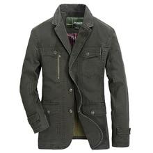 Workwear Jacket Winter jacket men jean military 3XL army soldier cotton clothing Autumn Mens jackets Men Winter Jacket Men