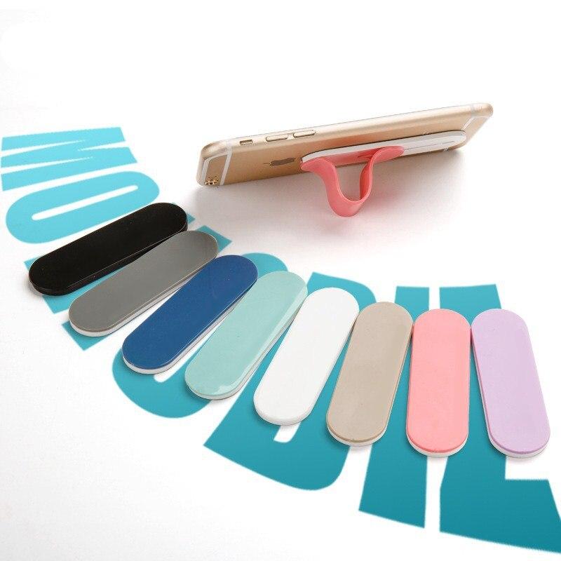 Suporte universal de dedo para celular, suporte para mesa para ventilação para iphone 7 6s suporte de carro suporte do telefone