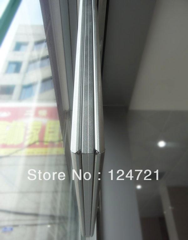 moldura de aluminio ultra fino lightbox levou publicidade ultra fino 03