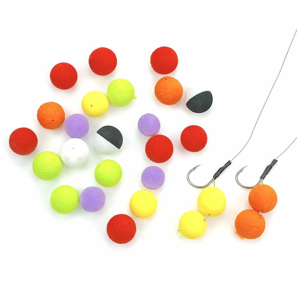 Carp fishing Shapes Boilies  Floating Smell Lures Artificial Baits  form Pop Up Baits accessories of fishing lures
