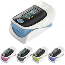 Health Care LED Digital Fingertip Pulse Oximeter Blood Oxygen Saturation Tester SPO2 Heart Rate PR Monitor Blood Oxygen Tester