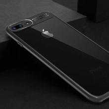 360 Phone Cases for iPhone 6 6S 7 8 Plus,PC+TPU 2-Layers Hybrid Full-Body Protect Case for iPhone 7 Anti-Knock Phone Shell textured leather coated tpu pc hybrid phone shell for iphone 7 4 7 with tactile buttons coffee